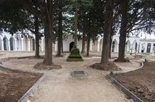 Obres als cementiris de Tàrrega i Preixana