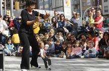 La Fira de Titelles de Lleida creix