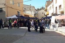 Les Avellanes celebra la tercera Fira de la Sal, amb 30 parades