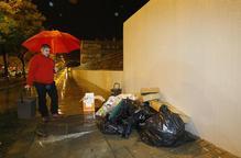 Inici del porta a porta a Ciutat Jardí i Vila Montcada, que demanen compensacions