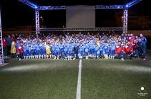 L'Escola de Futbol Baix Segrià presenta tots els seus equips