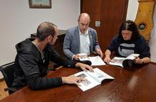 Balaguer porta al Teatre municipal el reconeixement a Robert Martínez