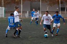 El Lleida B, en ratxa
