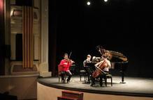 El Trio Halir interpreta Txaikovski i Granados al 'Bellpuig ressona'
