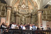 Concert conjunt dels alumnes de Cervera, Bellpuig i Sabadell