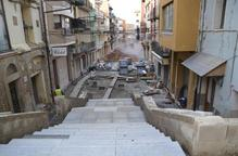 Multa de 90 euros al dia al demorar-se unes obres