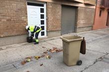 El porta a porta dispara al 80% el reciclatge al Segrià