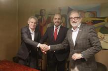 El promotor de Torre Salses firma el conveni amb la Paeria i preveu obres d'aquí a mig any