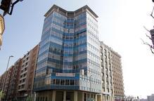 UGT, sense fons per continuar a la seu de l'edifici dels sindicats