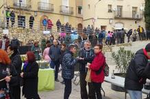 Més de vint expositors per promocionar els productes elaborats al Montsec