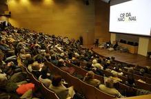 La Crida Nacional es presenta a Lleida reivindicant la unitat i el pacifisme