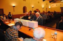 El president electe de l'Urgell formarà equip el mes de gener