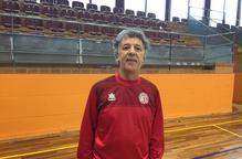 El lleidatà Jordi Rexach, seleccionador de Catalunya de futbol sala