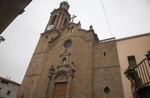 Acaben les obres a l'església de Montgai