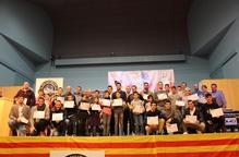 El Moto Club Segre entrega els premis a la festa anual