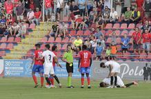 L'àrbitre lleidatà Gòdia Solé, de vint anys, ha debutat aquesta temporada a Segona B