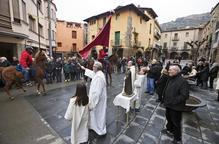 Ponent es bolca amb Sant Antoni
