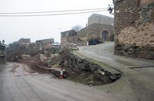 Obres per millorar el carrer del Forn a Torrefeta i Florejacs