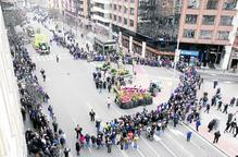 Tres Tombs 'glaçats' a Lleida