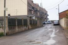 Nou paviment per millorar el carrer Indústria d'Anglesola