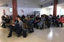 Esperes de fins a 2 hores al CAP d'Urgències de Prat de la Riba