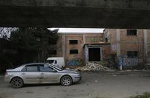 La 'rave' a Rufea va acabar ahir amb una tercera sanció de la Urbana