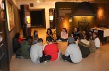 La mostra sobre bruixeria a Lleida, més didàctica