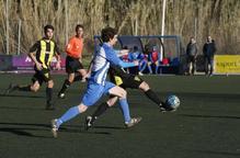 Empat sense gols entre Pardinyes i Artesa de Lleida