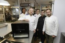 Un sopar elaborat amb una impressora 3D obre les jornades 'A 4 mans Lleida'