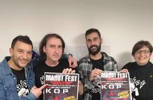 Concurs de bandes per al primer Makot Fest a Alguaire