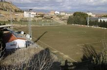 Gespa artificial a Alguaire