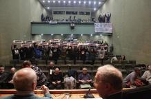 La UdL aprova per gran majoria reclamar l'alliberament dels presos