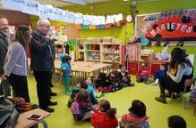 """Bargalló remarca la """"diversitat"""" de l'oferta educativa del Jussà"""