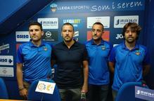 El Lleida reduirà l''staff' tècnic que Oliva va 'heretar' d'Albadalejo
