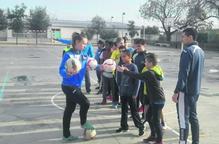 L'AEM difon el futbol femení als col·legis