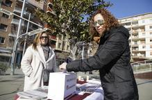 Dos-cents vuitanta vots el primer dia de primàries del Comú per a la seua llista