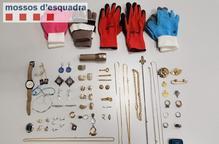Detinguts per robar en habitatges d'Alpicat i Puigverd de Lleida