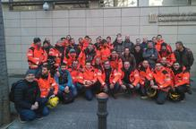 Lleida acollirà avui una protesta de Bombers de tot Catalunya