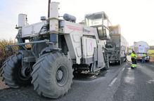 Tres milions per reparar camins de la CHE al Segrià