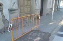 Bellcaire elimina barreres arquitectòniques de les voreres