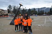 L'olimpíada Flamicell reuneix dissabte fins a 1.200 atletes