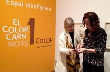 Art visual de María Ruido, a les noves exposicions de La Panera