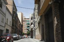L'entitat de Pardinyes reitera a Larrosa la millora de voreres