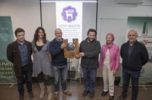 El premi Sikarra distingeix Seny Major per promoure la cultura popular