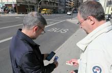 Primeres proves per al taxi a demanda a l'Horta