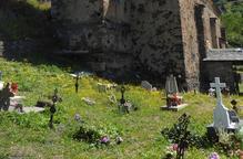 Inverteixen 50.000 € a restaurar l'interior de Sant Joan d'Arres