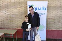 Premi d'Aqualia per a una nena de Fraga