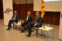 Mas presenta les candidatures de Junts per Torrefarrera i Almenar