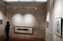 Torregrossa també ret homenatge a Benet Rossell amb una mostra d'obres
