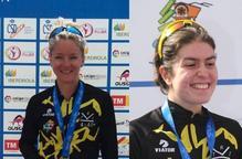 Dos medalles per al Tri-4.40 al Campionat d'Espanya